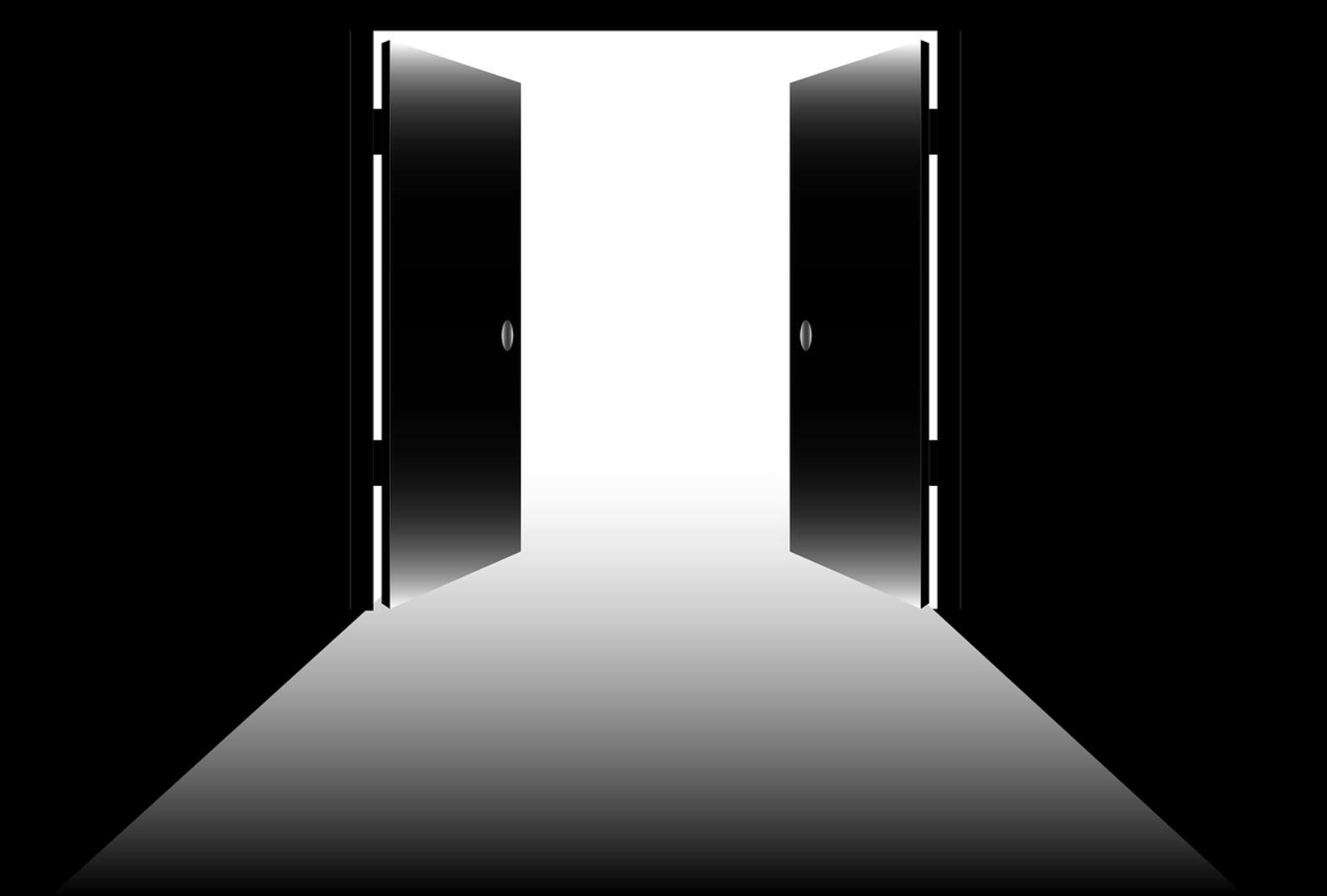 Open Doors Breaking Down  Walls